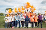 The Afipsky Oil Refinery won the contest for the best performance of physical culture and sports activity