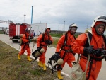 Afipka NPZ conducted complex emergency response exercises