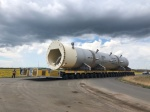 Reactors for Hydrocracker complex delivered to Afipsky refinery